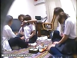 HiddenCam Voyeur Party Asian Teen Hidden Teen School Teen