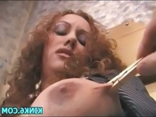 Pain Slave Whip Caught Mom
