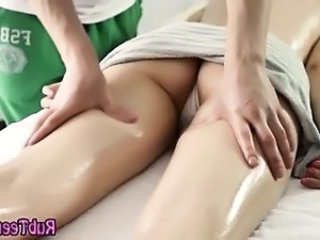Massage Teen Oiled Babe Ass Massage Babe Massage Oiled