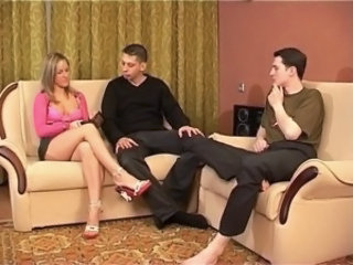 Cuckold Threesome Wife Old And Young Wife Young