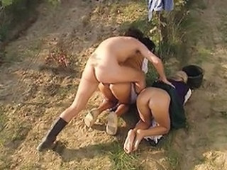 Farm Anal Doggystyle Farm Milf Anal Milf Threesome