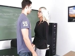 Teacher School Glasses Milf Ass Old And Young School Teacher