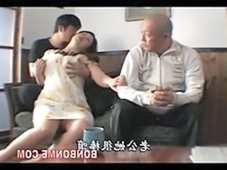 Daddy Family Asian Daddy Family