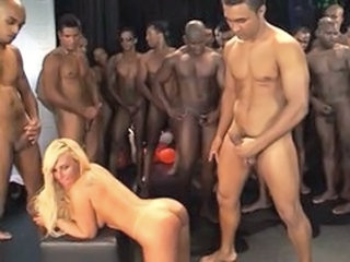 Gangbang Ass Interracial Milf Ass
