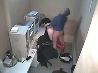 HiddenCam Office Voyeur