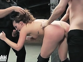 Maddy visits city to get fucked