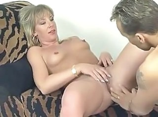German Small Tits MILF German Milf