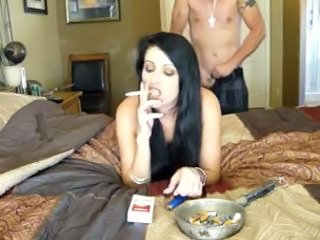 Smoking Amateur Girlfriend Girlfriend Amateur