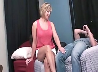 MILF Mom Old And Young Foot Footjob Old And Young