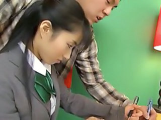 Uniform Student Teen Asian Teen Teen Asian