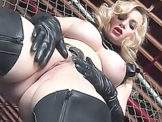 Latex  Pussy Leather