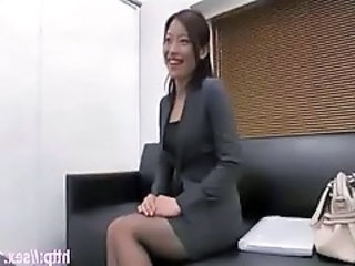 Secretary Chinese  Chinese Milf Asian Milf Stockings