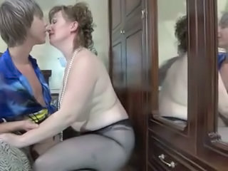Mom Pantyhose Old and Young Mature Pantyhose Mature Young Boy Nylon