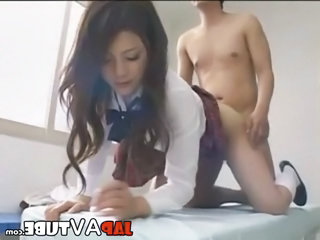 Student Doggystyle Teen Asian Teen Doggy Teen Japanese School