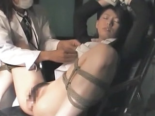 Asian Bondage Fetish Asian Babe Tied