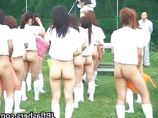 Party Asian Ass Outdoor
