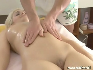 Petra Receives Special Pussy Massage Fro...