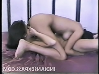 Here we have horny Indian hotties Claudia Nyce and Alex