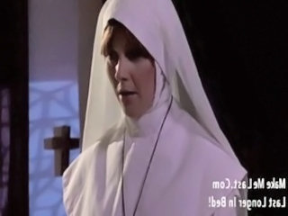 Mature Nun Uniform Mother Milf Facial