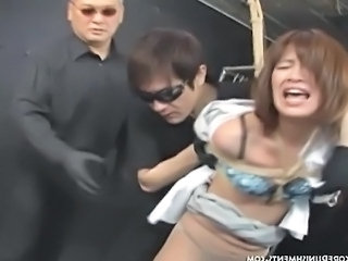 Asian Bondage Forced Forced