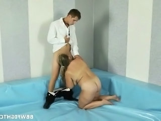 Old And Young Sport BBW Bbw Blowjob Bbw Mom Old And Young
