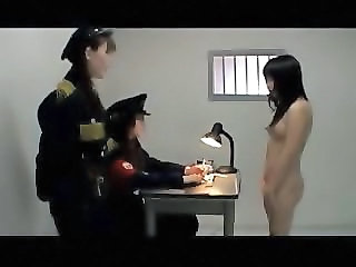Japanese Humiliated And Abused In Jail