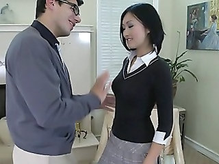 Interracial Student Teacher Asian Babe Asian Teen Cute Asian