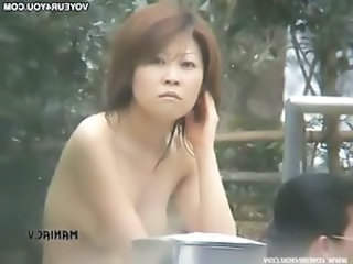 Voyeur Asian HiddenCam Public Public Asian