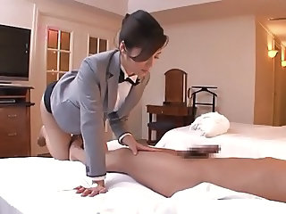 Hotel services include handjob, blowjobs and a fuck
