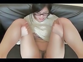 Hardcore Korean Teen Asian Teen Glasses Teen Hardcore Teen