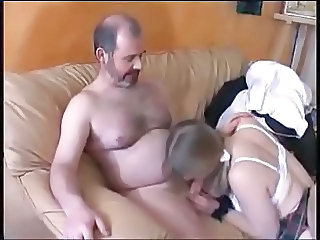 French Daddy Blowjob Blowjob Teen Dad Teen Daddy