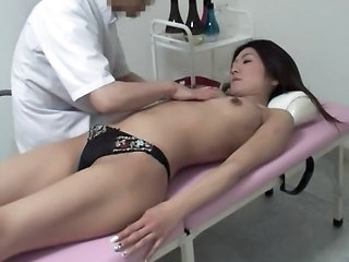Young Wife Cheating With Massage...