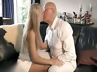Kissing  Daughter Dad Teen Daddy Daughter