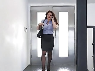 Secretary  Stockings Milf Stockings Stockings