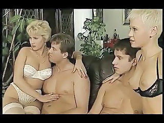 Groupsex Swingers Lingerie European German German Milf