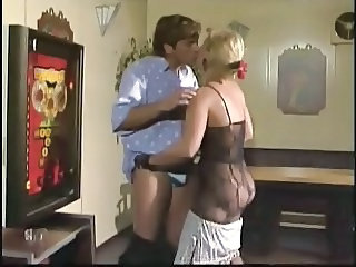 German Vintage Ass European German German Milf