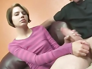 Handjob  Cute Big Cock Handjob Big Cock Teen Cute Teen