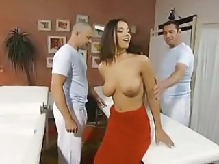 Babe European Massage Babe Ass European French