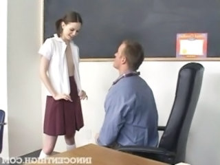 Teacher Skirt School Old And Young School Teacher School Teen