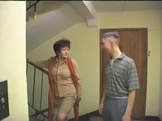 Old And Young Mom Amateur Mature Young Boy  Old And Young