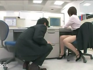 Legs Office Secretary Japanese Milf Milf Asian Milf Office