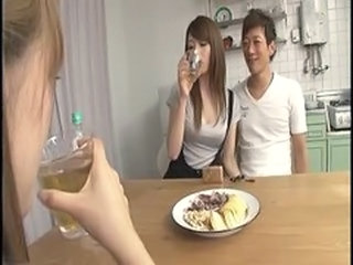 Kitchen Asian Japanese Japanese Wife Sister Wife Japanese