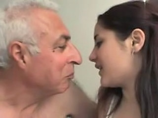 Sabrina And An Old Guy