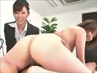 Office Threesome Secretary Japanese Milf Milf Asian Milf Ass