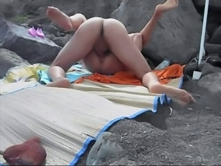 Greek Island Beach Fuck