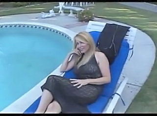 Pool Old And Young Mature Old And Young Outdoor Outdoor Mature