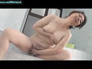 Mom Mature Chubby Asian Mature Bus + Asian Chubby Mature