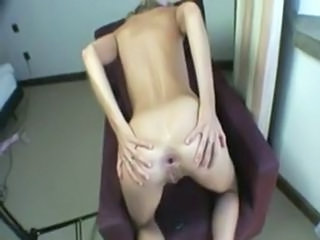 WONDERFUL BLONDE FUCKED IN THE ASS www.b ...