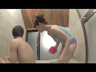 Bathroom Asian Japanese Bathroom Japanese Milf Japanese Wife