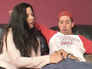 MILF Fucks the Boy Next Door - Cireman